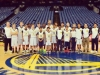 Wolverines at Oracle Arena