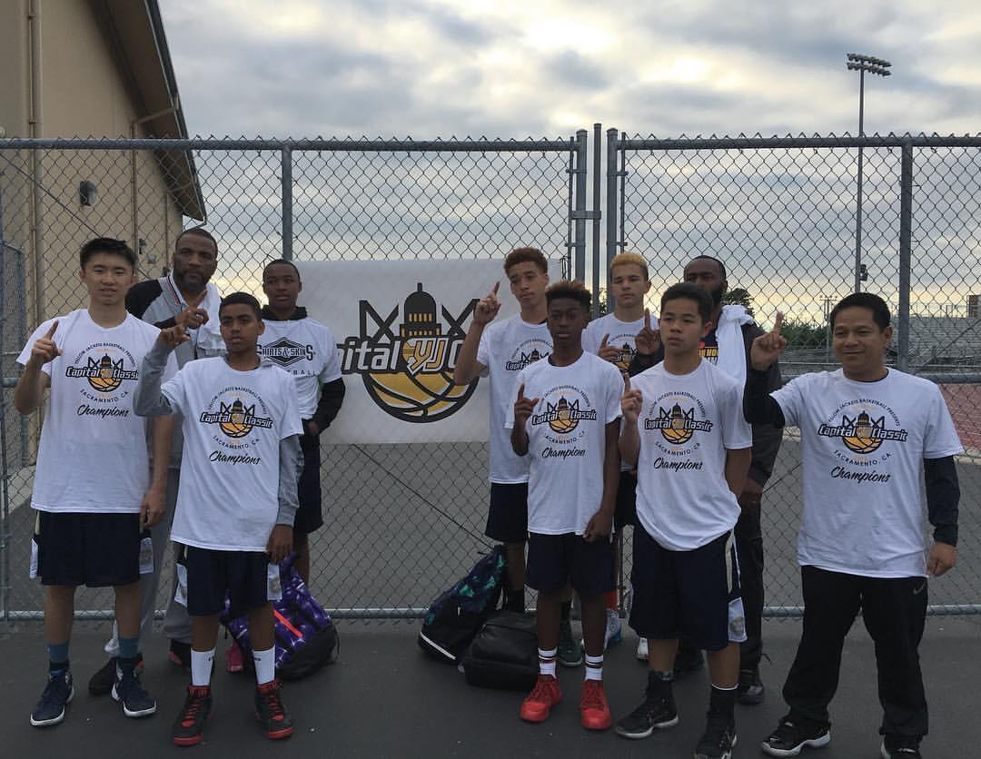 15U Boys Win Yellowjackets Capital Classic